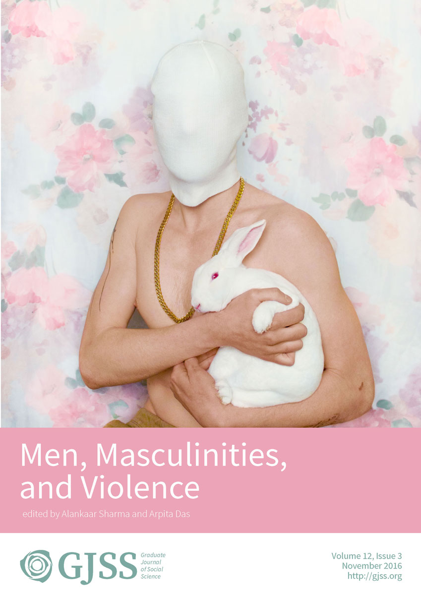 volume 12 issue 3 men masculinities and violence